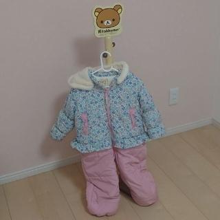 アカチャンホンポ(アカチャンホンポ)のジャンプスーツ 女の子 100(ジャケット/上着)