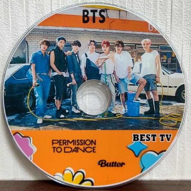 BTS BEST TV DVD エンタメ/ホビーのDVD/ブルーレイ(ミュージック)の商品写真