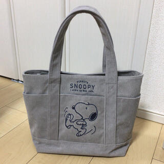 SNOOPY - Snoopy しまむら バッグ