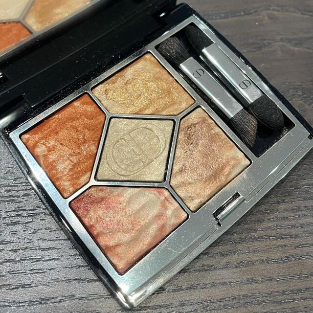Dior(ディオール)のディオール サンク クルール クチュール 759 デューン コスメ/美容のベースメイク/化粧品(アイシャドウ)の商品写真