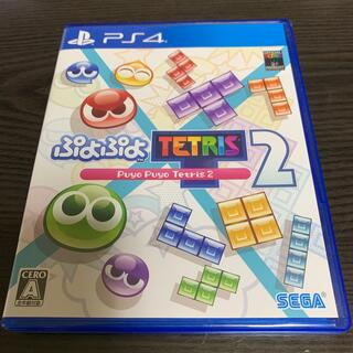 セガ(SEGA)のぷよぷよテトリス2 PS4(家庭用ゲームソフト)
