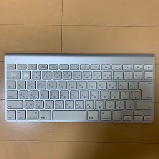 Mac (Apple) - 中古品 Apple Wireless Keyboard A1314
