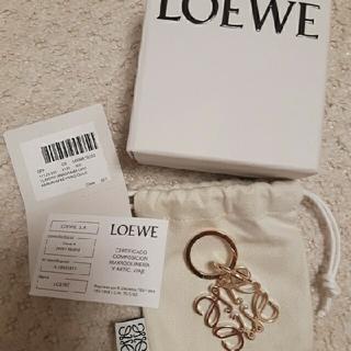 ロエベ(LOEWE)のLOEWE 新品 キーリング ロエベ(キーホルダー)