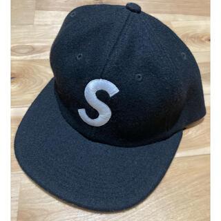 Supreme - supreme s logo キャップ