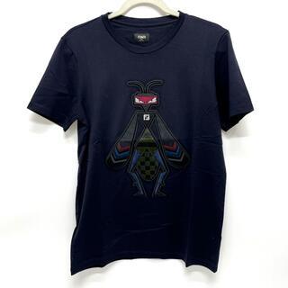 FENDI - フェンディ FY0895 Superbugs 刺繍 トップス 半袖Tシャツ