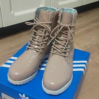 アディダス(adidas)の本革ブーツ アディダスオリジナルス (ブーツ)