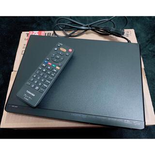 トウシバ(東芝)のREGZA Blu-rayプレーヤー DBP-S600(ブルーレイプレイヤー)