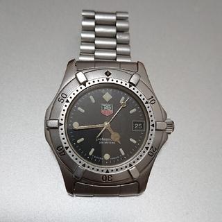 タグホイヤー(TAG Heuer)のタグホイヤー プロフェッショナル  200m ダイバーズ 腕時計 (腕時計(アナログ))