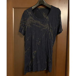 ユリウス(JULIUS)のMA JULIUS グラフィックプリントTシャツ(Tシャツ/カットソー(半袖/袖なし))