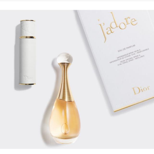 Dior(ディオール)のDior ジャドール オードゥパルファン アトマイザー リフィラブル スプレー コスメ/美容の香水(香水(女性用))の商品写真