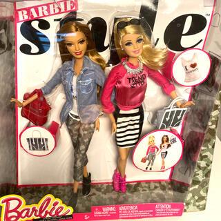 Barbie - 入手困難❤️アメリカ❤️バービー❤️stylin friends❤️セット