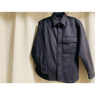 UNIQLO - UNIQLO U フリースシャツジャケット