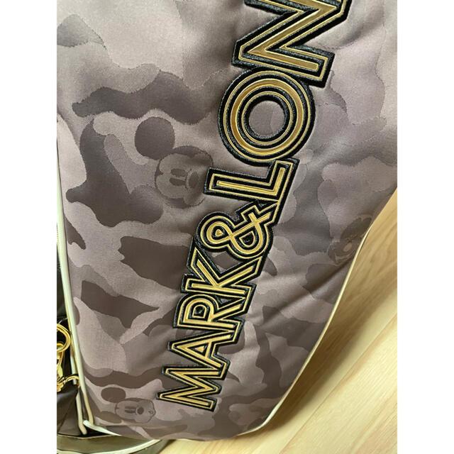 MARK&LONA(マークアンドロナ)のマークアンドロナキャディバック他 スポーツ/アウトドアのゴルフ(バッグ)の商品写真