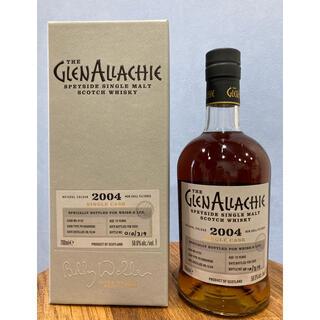 グレンアラヒー15年 2004 PXシェリーホグスヘッド 700ml 58.6度