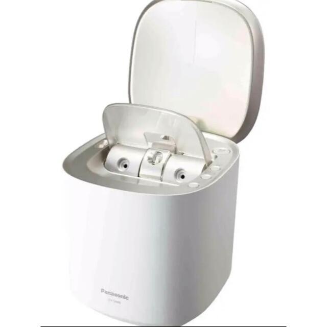 Panasonic(パナソニック)の新品同様 Panasonic EH-SA0B スチーマー ナノケア 美顔器 韓国 スマホ/家電/カメラの美容/健康(フェイスケア/美顔器)の商品写真