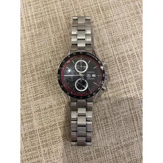 タグホイヤー(TAG Heuer)のタグホイヤー カレラ リングマスター 日本限定 アランプロスト(腕時計(アナログ))