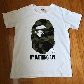 アベイシングエイプ(A BATHING APE)のA BATHING APE Tシャツ(Tシャツ(半袖/袖なし))