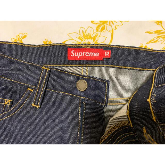 Supreme(シュプリーム)のsupreme メンズのパンツ(デニム/ジーンズ)の商品写真
