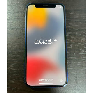 Apple - iPhone12mini SIMフリー 128GB ブルー