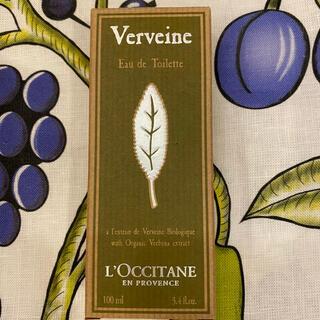 L'OCCITANE - ロクシタン ヴァーベナ オードトワレ