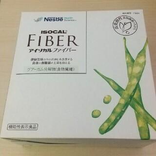 ネスレ(Nestle)の【新品】アイソカルサポート ファイバー 7.2g×30包(その他)