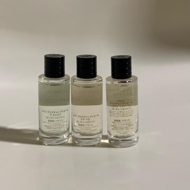 Dior(ディオール)のメゾンクリスチャンディオール 香水 テカシミア テラベラ バラッドソヴァージュ コスメ/美容の香水(ユニセックス)の商品写真