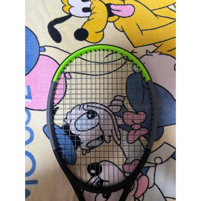 wilson blade 98 16×19③ スポーツ/アウトドアのテニス(ラケット)の商品写真