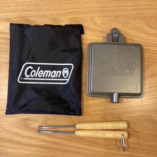 Coleman - コールマン クッカー ホットサンドメーカー ホットサンドイッチクッカー