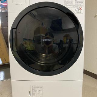 東芝 - 東芝 ドラム式洗濯機 TW-117A8L(W)