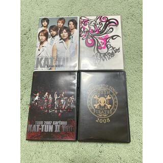 KAT-TUN - KAT-TUN ライブ DVD