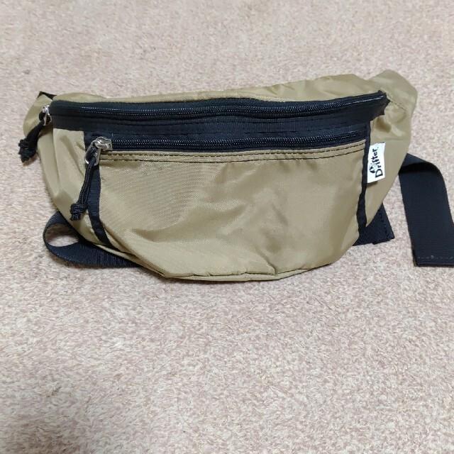 DEUXIEME CLASSE(ドゥーズィエムクラス)のDeuxieme Classe drifter ボディバッグ レディースのバッグ(ボディバッグ/ウエストポーチ)の商品写真