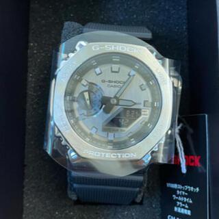 新品未使用 CASIO G-SHOCK GM-2100-1AJF カシオーク(腕時計(アナログ))