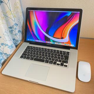 Apple - 美品MacBook Pro i7/16GB/SSD 1TB(1000GB)。