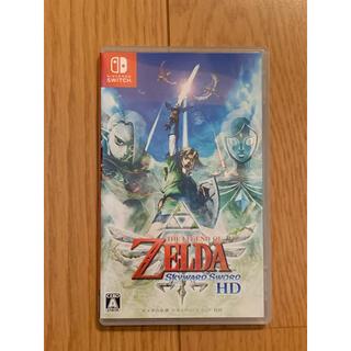 Nintendo Switch - ゼルダの伝説 スカイウォードソードHD Nintendo Switch