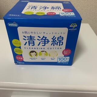 アカチャンホンポ(アカチャンホンポ)の洗浄綿 100包入り(その他)