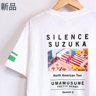 Avail - 新品 ウマ娘 Avail アベイル コラボ Tシャツ サイレンススズカ Mサイズ