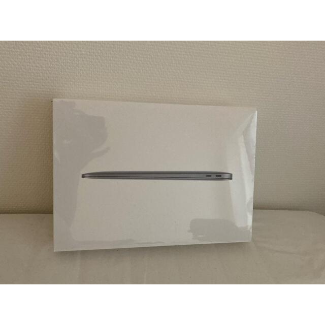 Apple(アップル)のMacBook Air スペースグレー 2020 M1 スマホ/家電/カメラのPC/タブレット(ノートPC)の商品写真