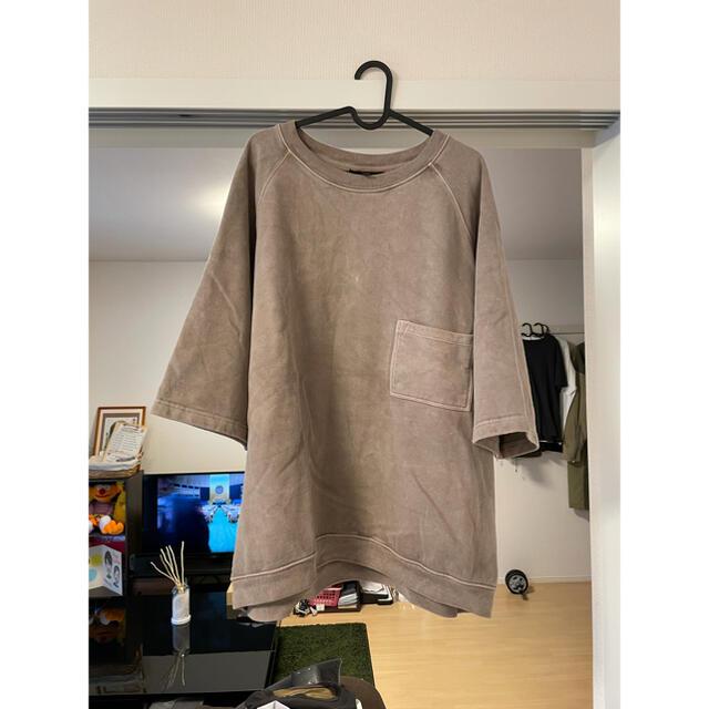 adidas(アディダス)のyeezy season 3 tシャツ 売りたいです メンズのトップス(Tシャツ/カットソー(半袖/袖なし))の商品写真