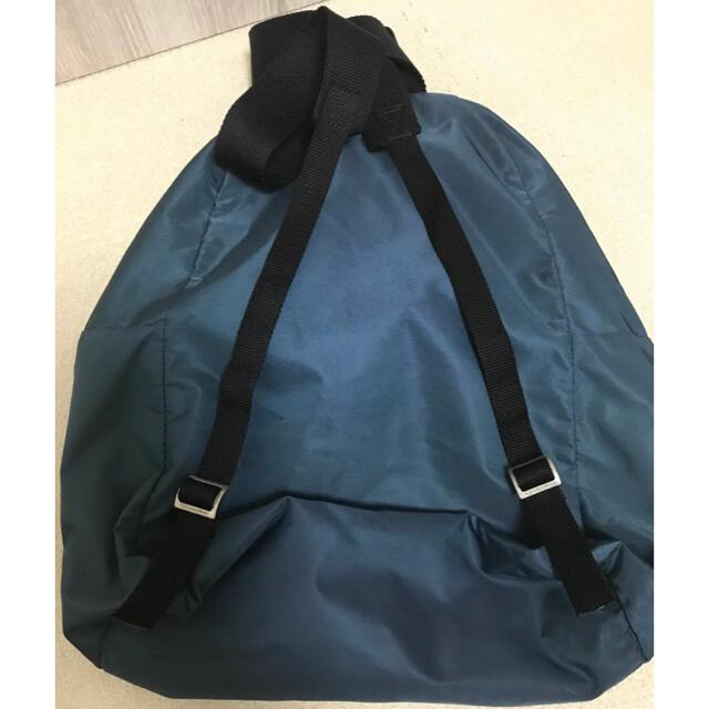 Herve Chapelier(エルベシャプリエ)のエルベシャプリエ 879NM フレンチデイパック レディースのバッグ(リュック/バックパック)の商品写真
