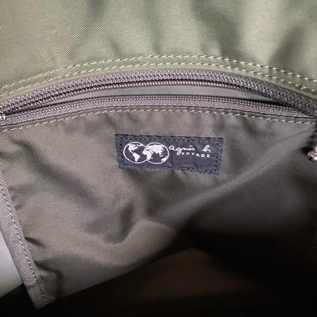 agnes b.(アニエスベー)のagnes.b アニエス・ベー キャンプスタイル・トートバッグ レディースのバッグ(トートバッグ)の商品写真