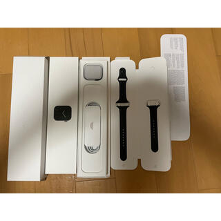 Apple Watch - Apple Watch series 6 44mm スペースグレイ GPSモデル