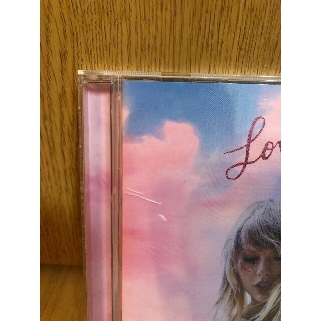 Taylor Swift  テイラー・スウィフト Lover エンタメ/ホビーのCD(ポップス/ロック(洋楽))の商品写真