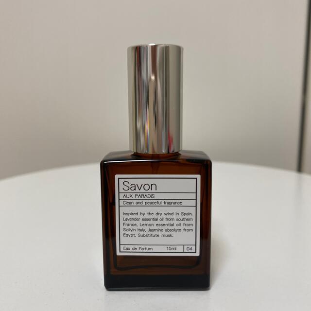 AUX PARADIS(オゥパラディ)のオゥパラディ * パルファム サボン 15ml 香水 コスメ/美容の香水(香水(女性用))の商品写真