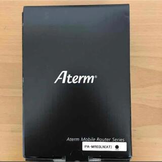 NEC - Aterm MR03LN モバイルルーター