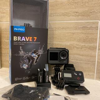 ほぼ未使用akaso brave 7 アクションカメラ‼️