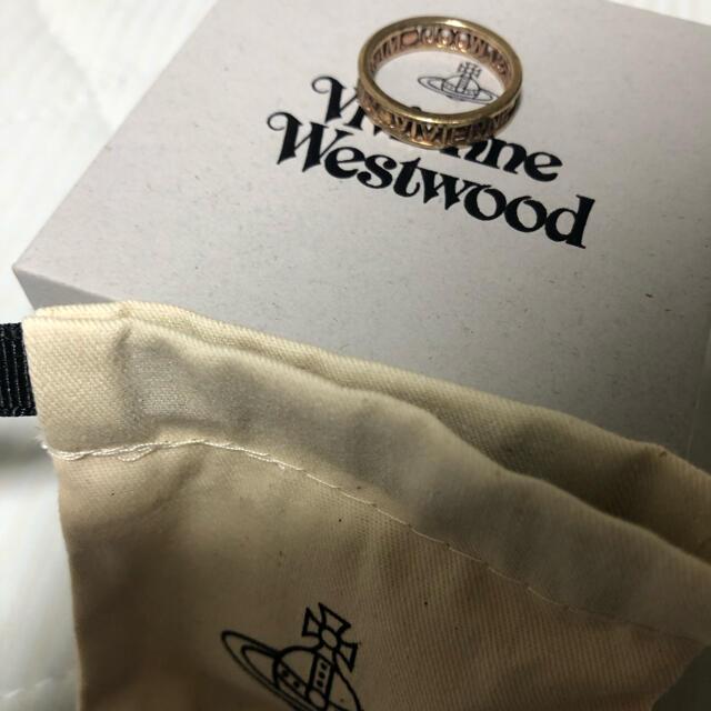 Vivienne Westwood(ヴィヴィアンウエストウッド)のヴィヴィアンウエストウッド  リング レディースのアクセサリー(リング(指輪))の商品写真