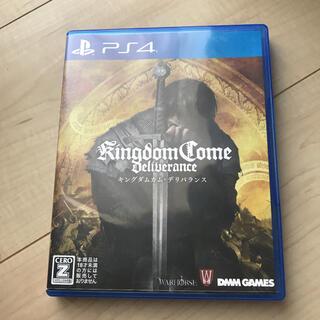 PlayStation4 - PS4 キングダムカム・デリバランス