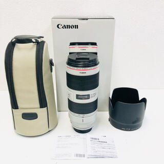 Canon - 【良品】Canon EF70-200mm F2.8L IS III USM