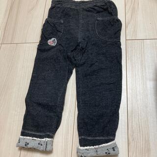 KP - KP 綿(95%)ズボン ブラック