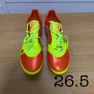 adidas - adidas サッカーシューズ 26.5 us8 2/1